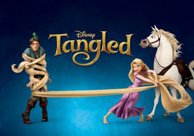 Disney movie Tangled