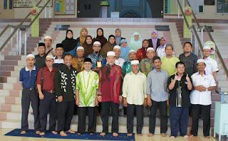 Lawatan Ke Masjid As-Salam Puchong Perdana