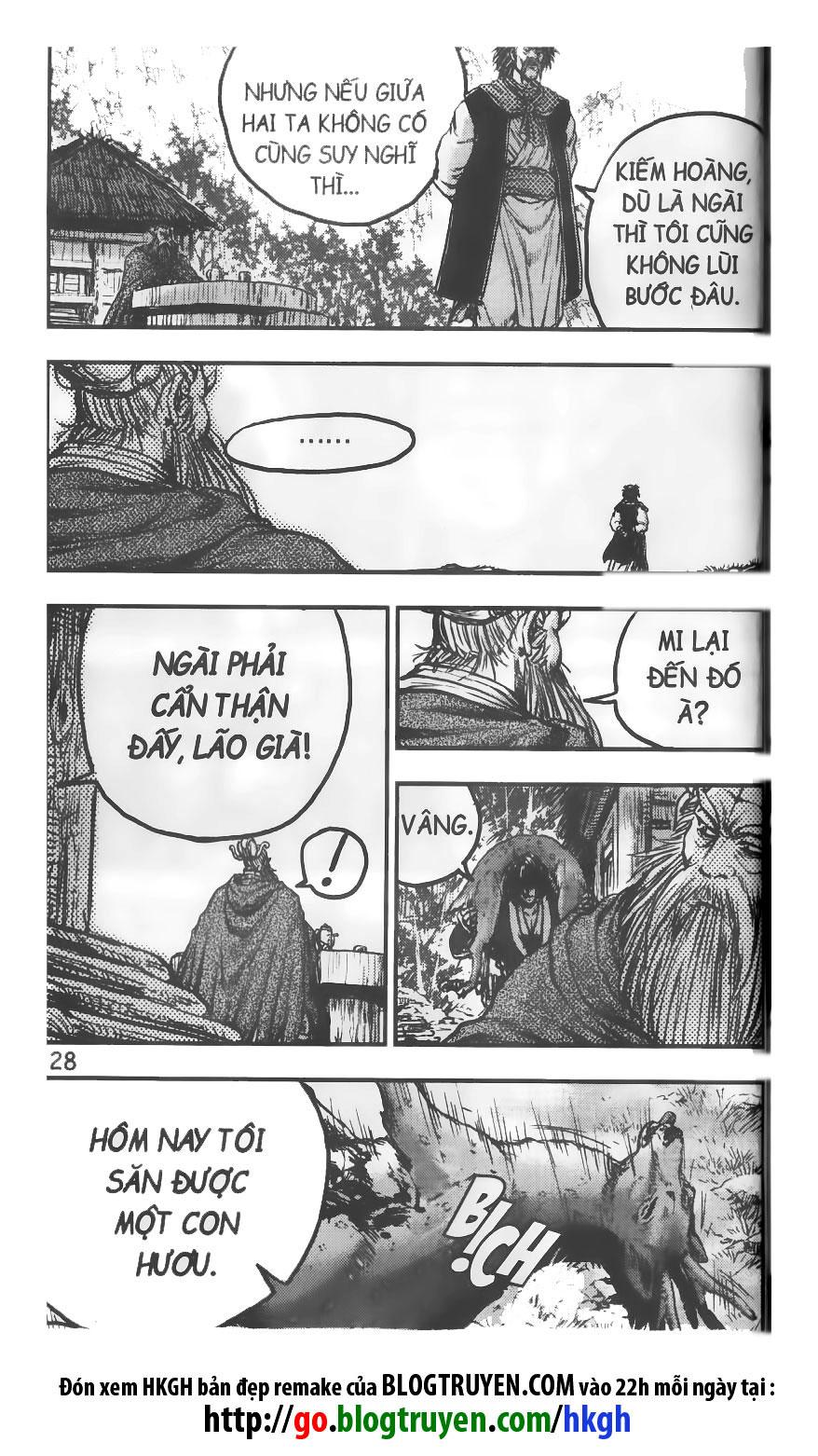 Hiệp Khách Giang Hồ chap 404 Trang 29 - Mangak.info