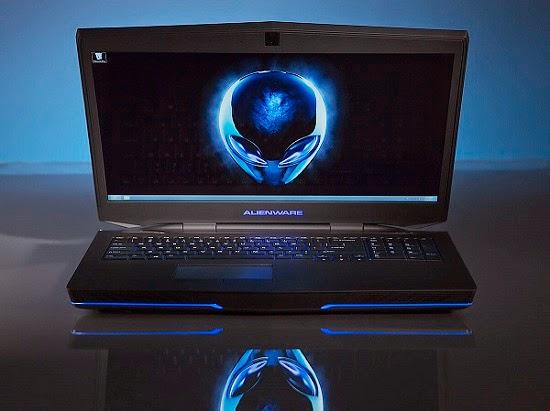 Alienware 17 Laptop Competition