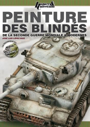 Alex Benvenuti: Peinture des Blindés - José Luis Lopez Ruiz