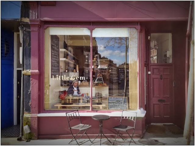 A North London Islington Cafe - a great place to eat in Islington