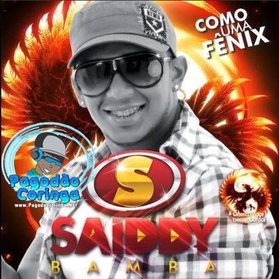SAIDDY BAMBA-COMO UMA FENIX-CD VERAO 2015
