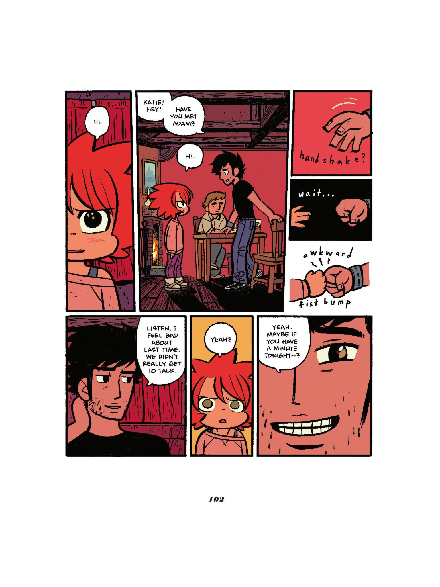 Read online Seconds comic -  Issue # Full - 104