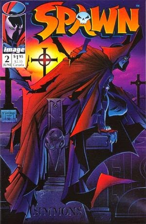 Spawn #2 comic image