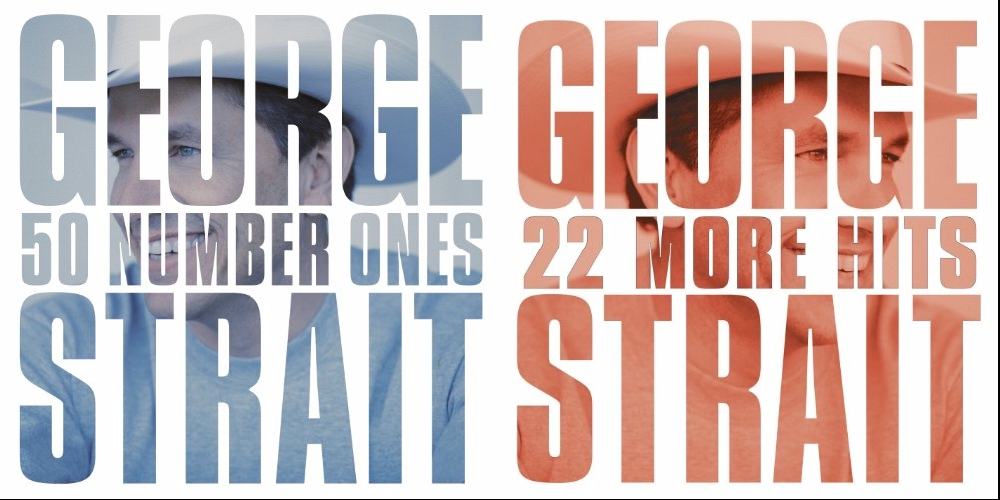 george strait 50 number ones - photo #6