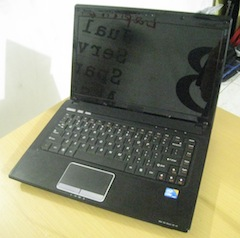 jual laptop 2nd lenovo g460