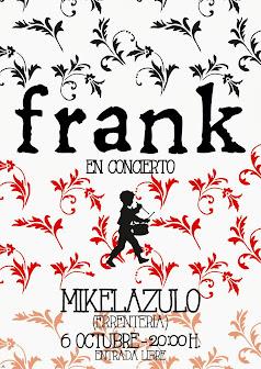 Frank es un grupo donostiarra basado en emociones.