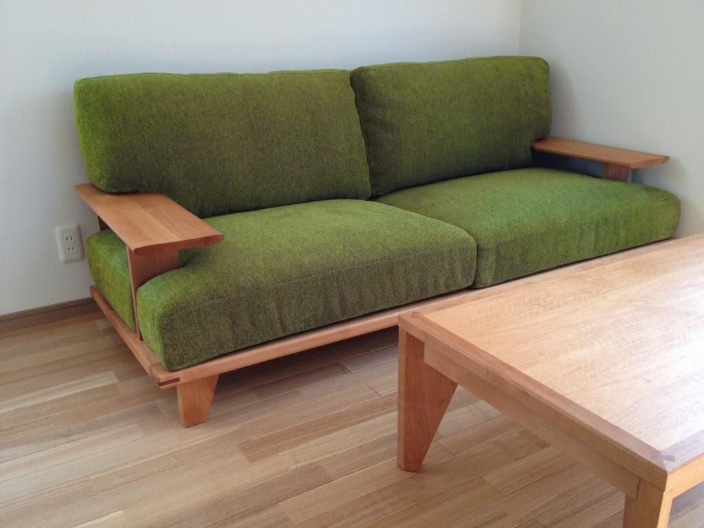 家具納品例