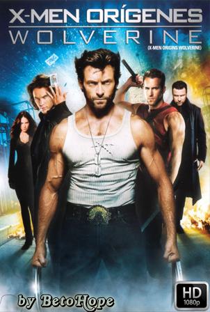 X-Men Origenes: Wolverine [1080p] [Latino-Ingles] [MEGA]