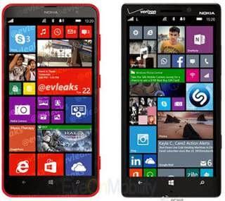 Harga Nokia Lumia 1320 Terbaru
