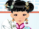 Asya Güzeli Giydir Oyunu