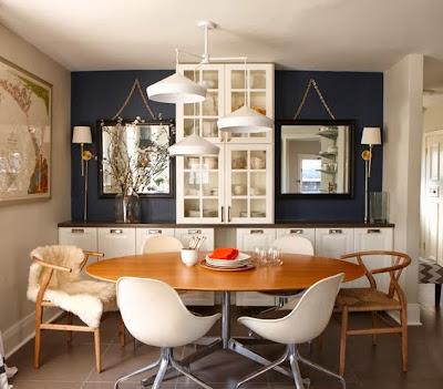 Desain Ruang Makan Minimalis Klasik 2014