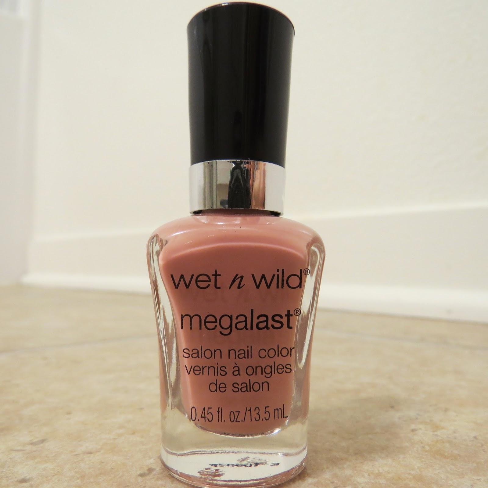 Rite Aid Haul - Wet N Wild Megalast Salon Nail Color