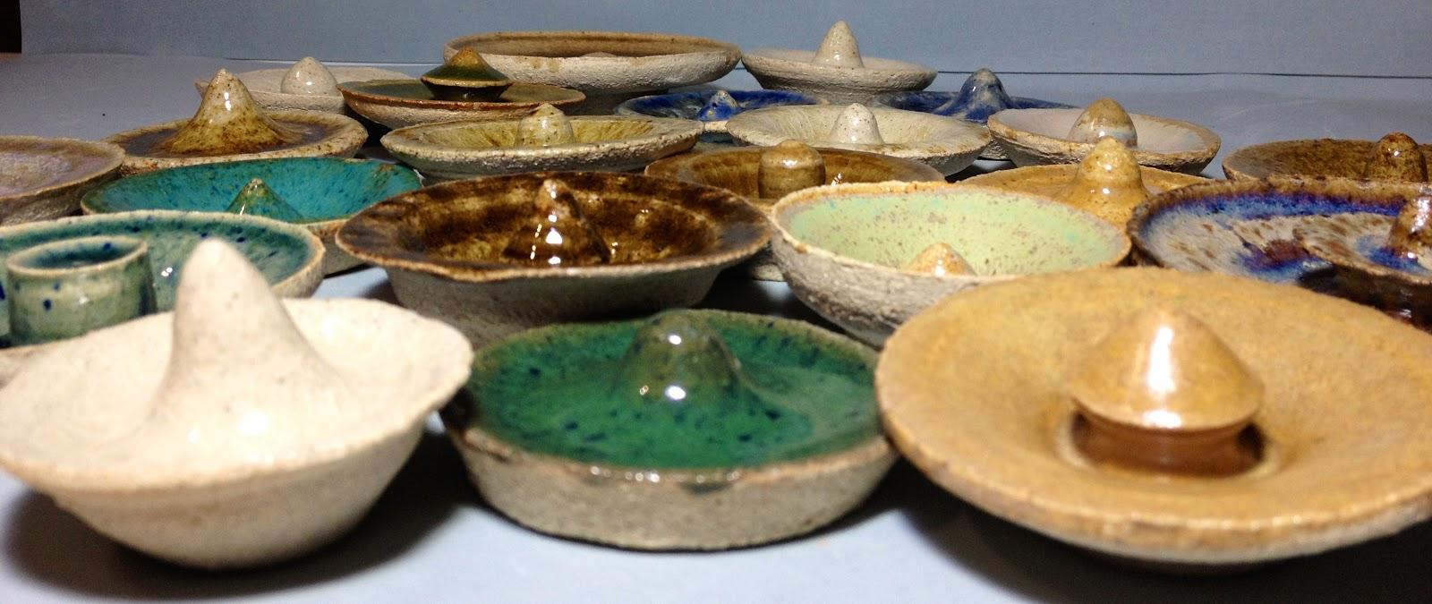 Cer mica dcantero pruebas de esmaltes marzo 13 Esmalte para ceramica