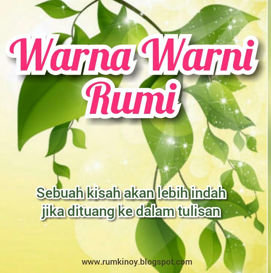 Warna-warni Rumi