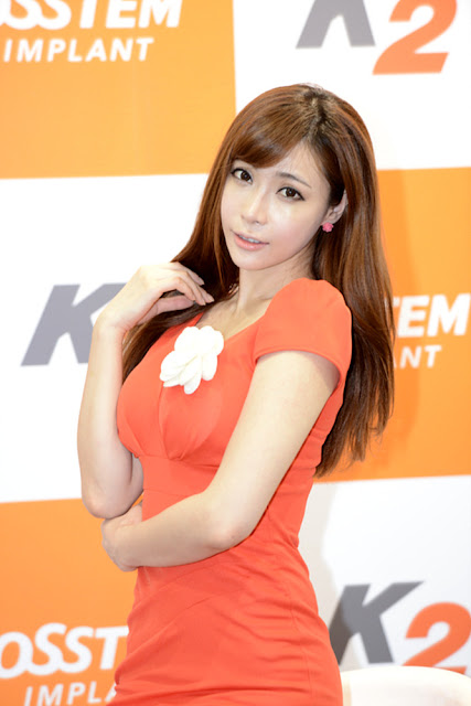 5 Jo Se Hee at SIDEX 2012-very cute asian girl-girlcute4u.blogspot.com