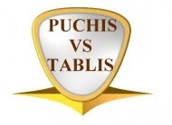 Puchis  Vs Tablis
