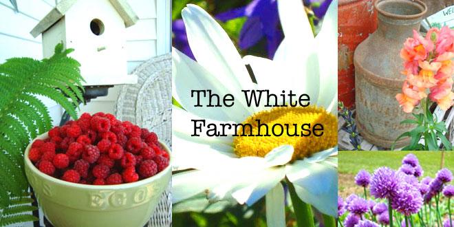 The White Farmhouse