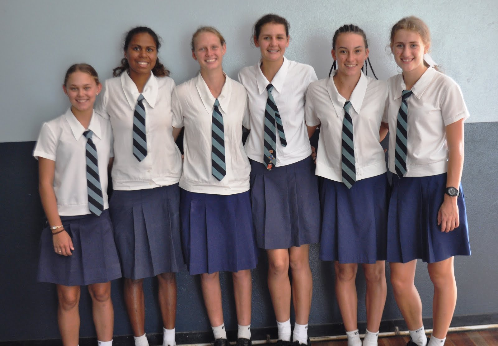 Charters Towers Netball Representatives.