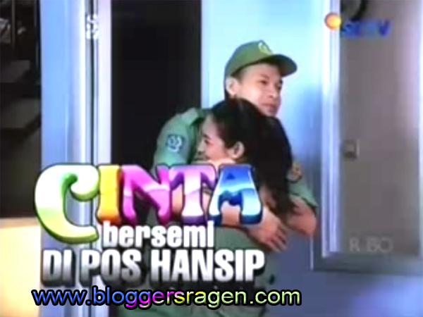 Cinta Bersemi di Pos Hansip FTV