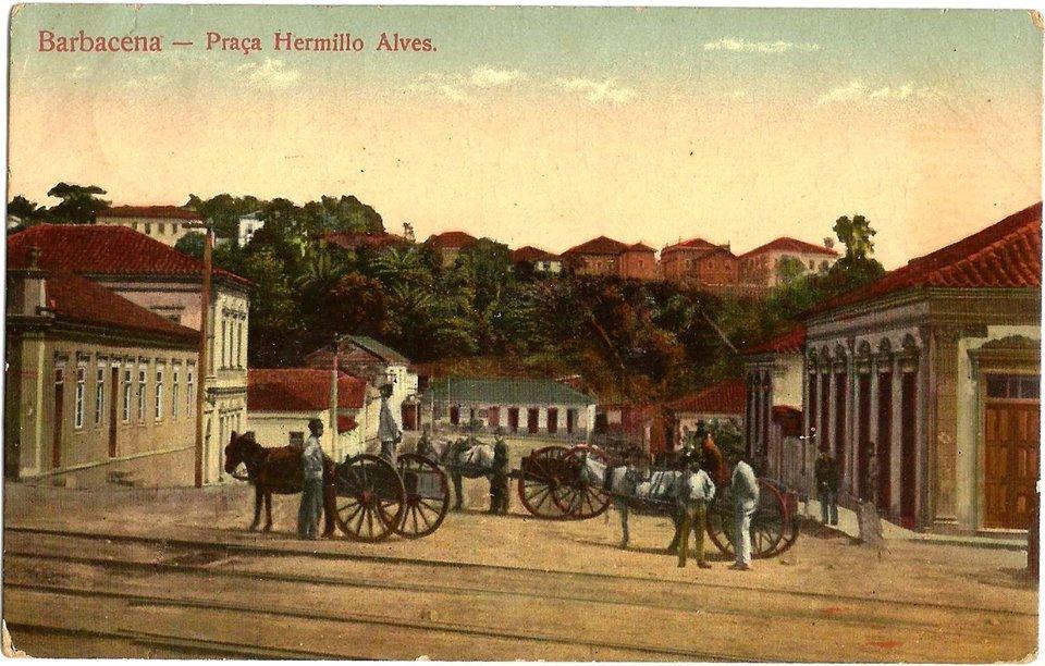 Rua Getulio Vargas de Barbacena