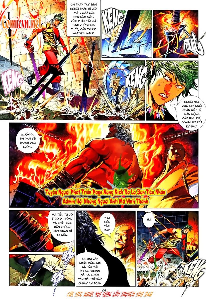Phong Vân chap 637 Trang 24 - Mangak.info