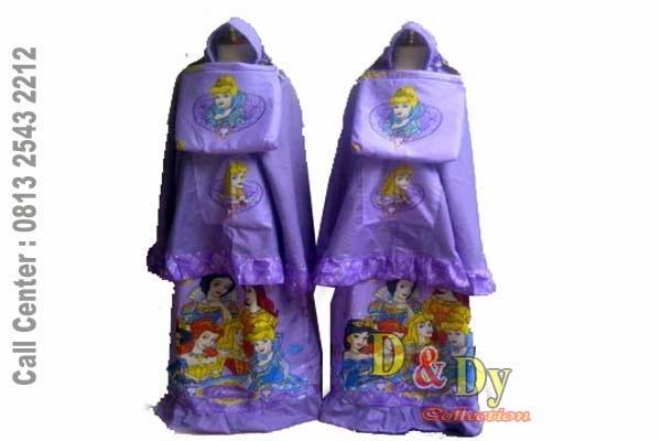 Dy Collection menjual perlangkapan solat untuk anak-anak yaitu mukena ...