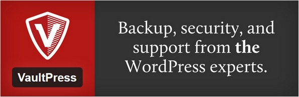 Powerful VaultPress plugin for backup