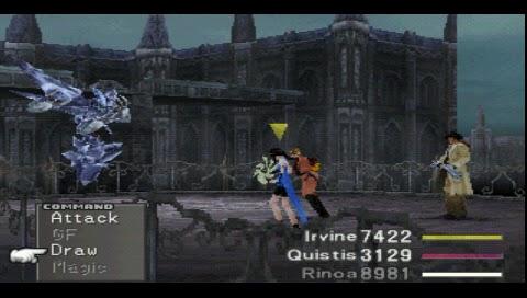 Final Fantasy VIII, Krysta