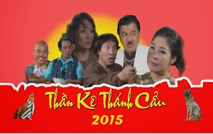 Thần Kê Thánh Cẩu Hài Tết 2015 - Than Ke Thanh Cau Hai Tet 2015 Full