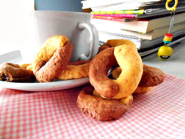 Dolci golosità: Biscotti abbracci