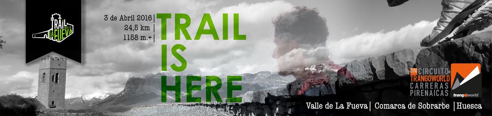 Trail Valle de La Fueva