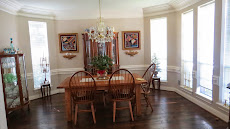 My dining room