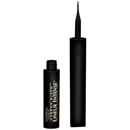 time bomb beauty l 39 oreal carbon black lineur intense eyeliner. Black Bedroom Furniture Sets. Home Design Ideas