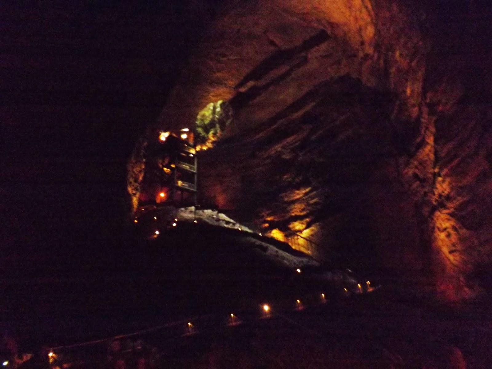 Silver Dollar City Lantern Light Tour