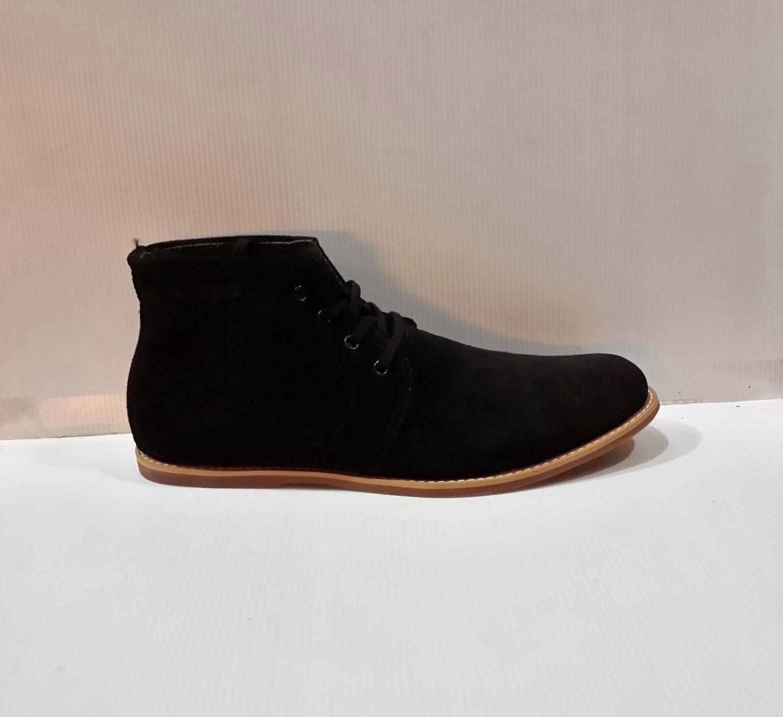 gambar sepatu, sepatu KicKers Boots Suede High