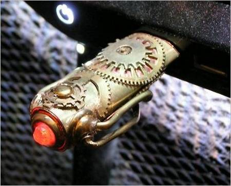 Amazing Steampunk USB's Seen On www.coolpicturegallery.us