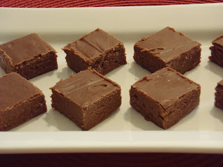 Bailey's Irish Cream Fudge