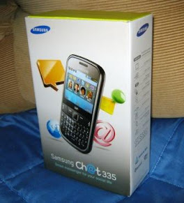 Samsung GT-S3350 Samsung Chat 335