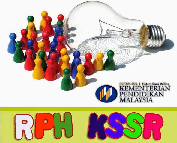 RPH Tahun 4 KSSR Semua Subjek Tahun 2015