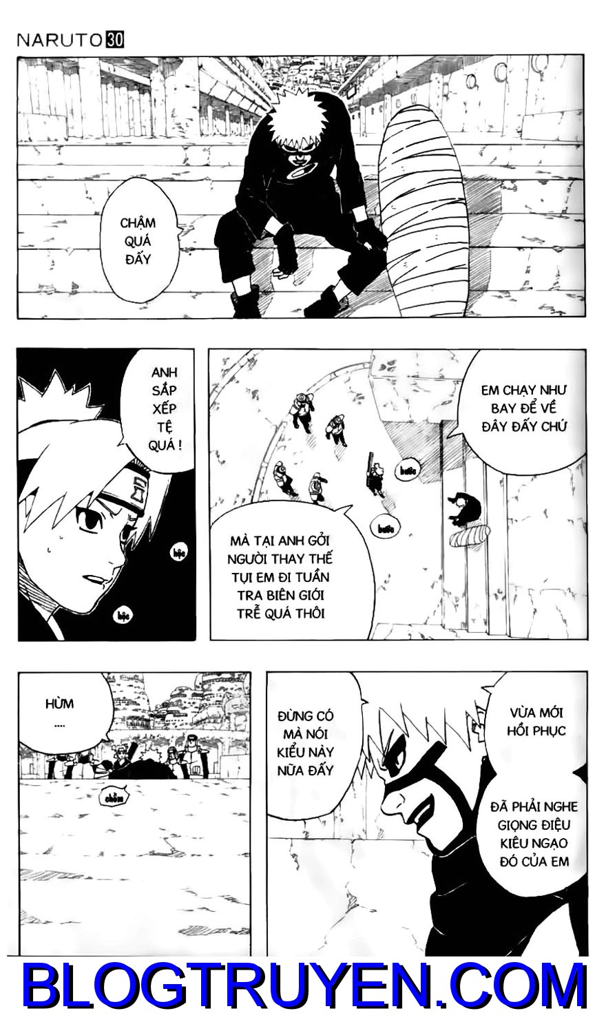 Naruto chap 270 Trang 4 - Mangak.info