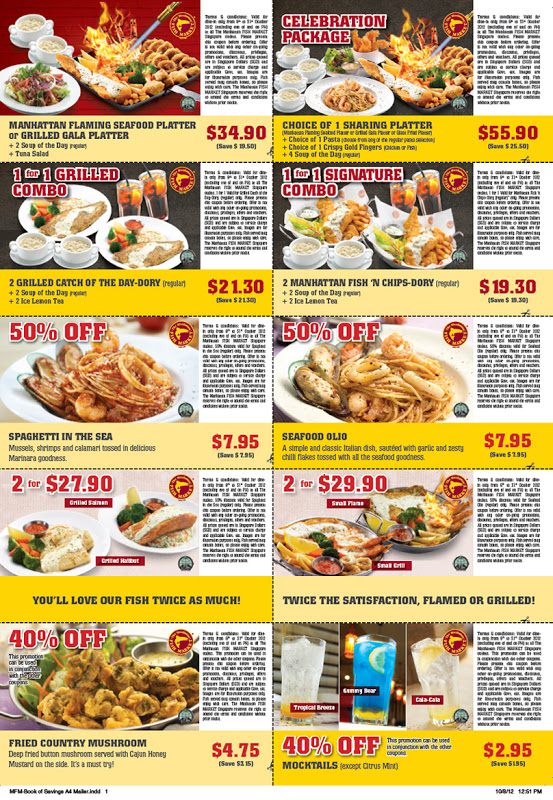 Foodiefc manhattan fish market october coupon till 31 for Manhattan fish and chicken menu