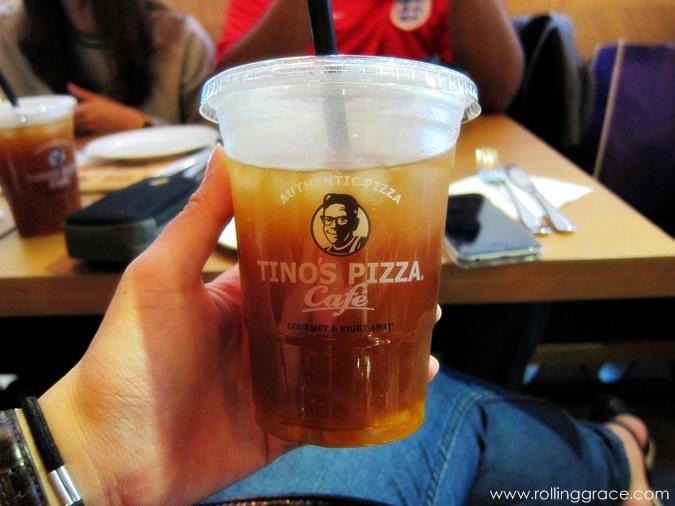 Tino's Pizza malaysia