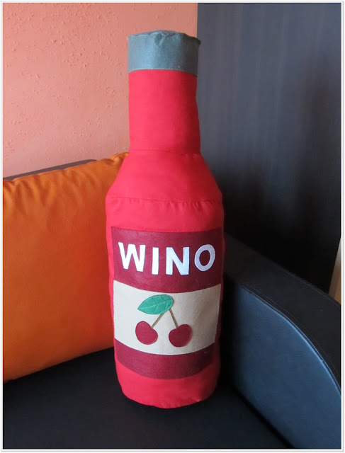 Butla wina dla punka