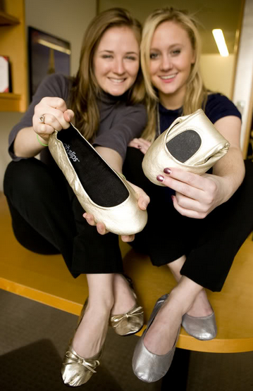 NYU Arts and Science Alumni Blog: Be Nice to Your Feet: An Alumna's Solution to Walking in Heels
