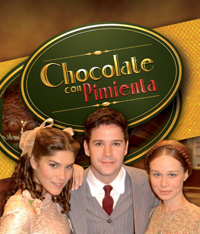 Ver chocolate con pimienta telenovela completa