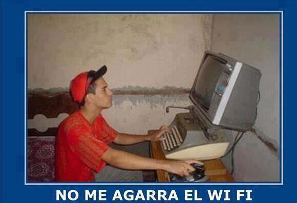 NO ME AGARRA EL Wi Fi, EL MIRREYNATO y las IMÁGENES CHISTOSAS