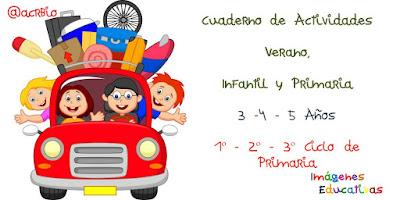 http://www.imageneseducativas.com/cuaderno-de-actividades-verano-educacion-infantil-3-4-5-anos-y-1o-2o-3o-ciclo-de-educacion-primaria/