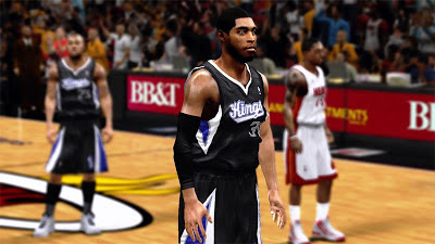 NBA 2K13 Jason Thompson NBA2K Face Mods